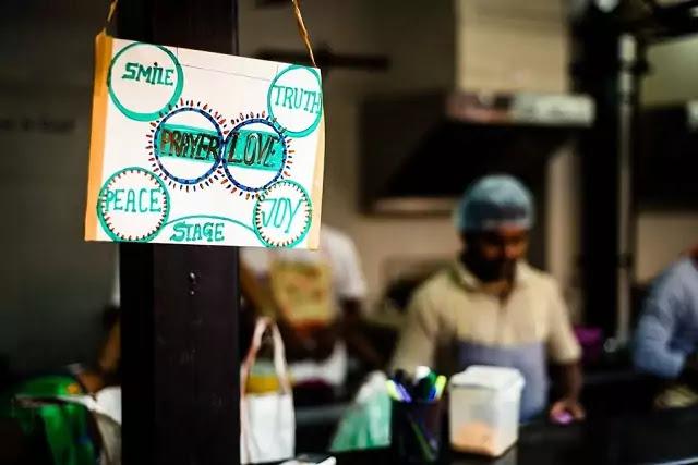 Seva Café Ahmedabad - Living is Giving - One Hungry Gaonkar