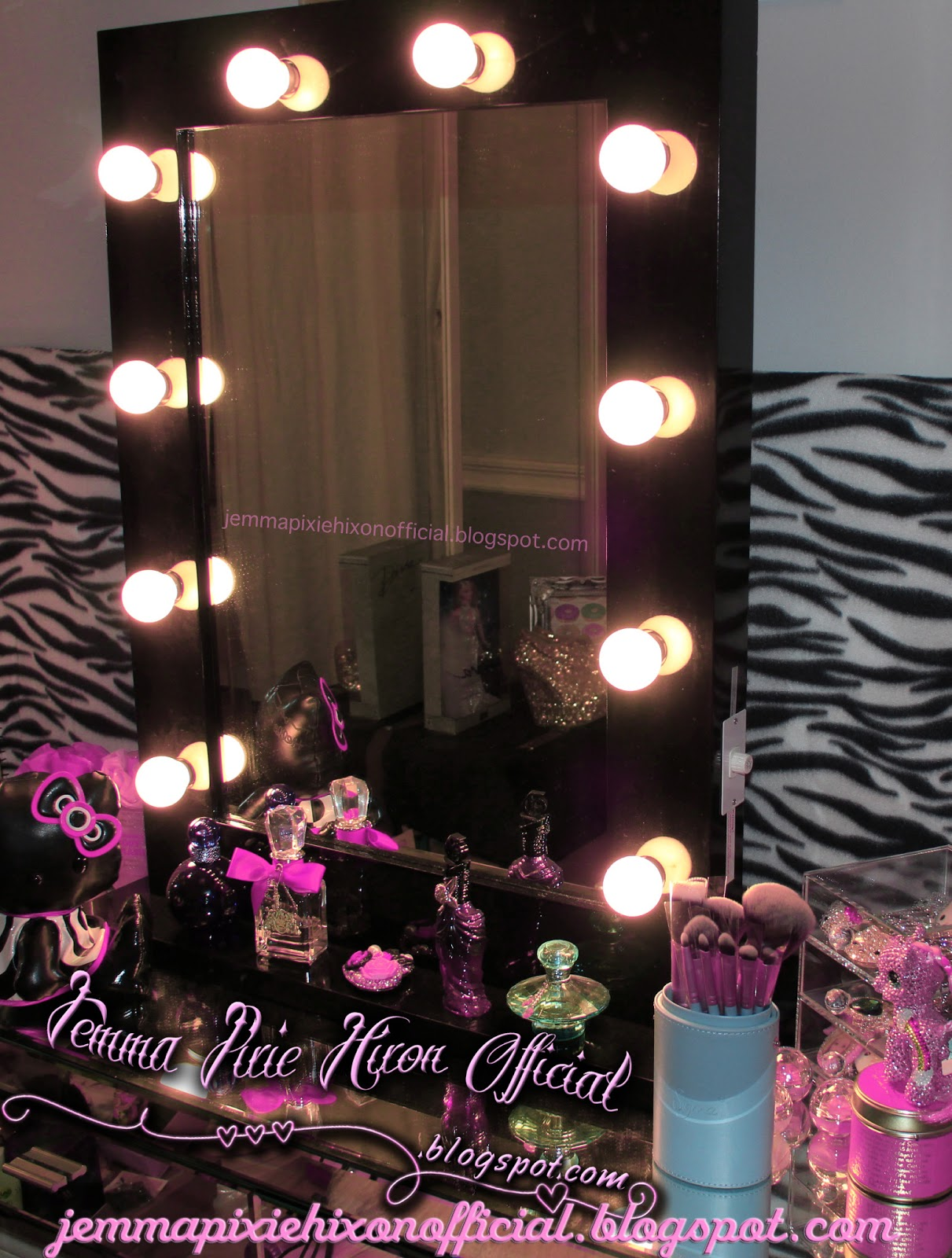 Jemma Pixie Hixon S Official Blog My Hollywood Mirror