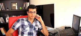 من  هو أمين رغيب -المدون التقني الشهير-معلومات عنه هامة