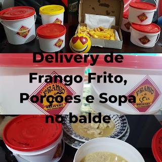 Frango Frito no Balde