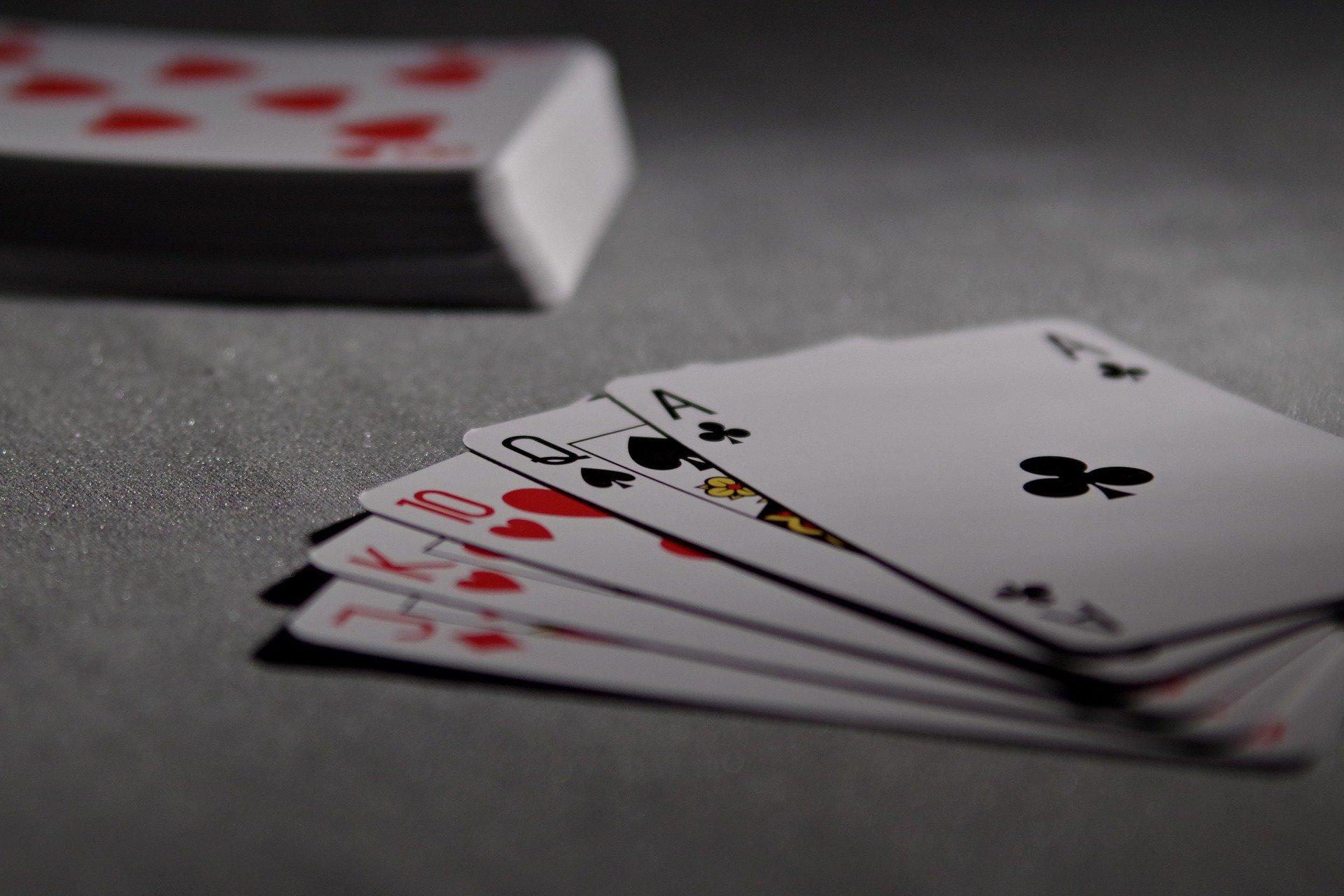 Gambling Age In California