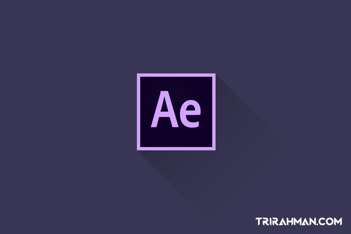 Cara Download & Install Software Adobe After Effects CS6 Full Version