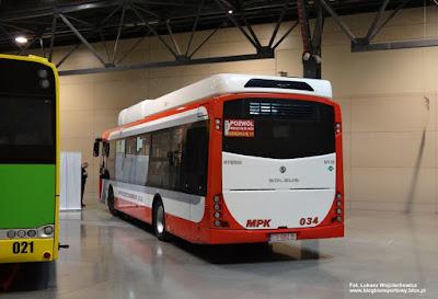Solbus SM12 Hybrid CNG, MPK Częstochowa