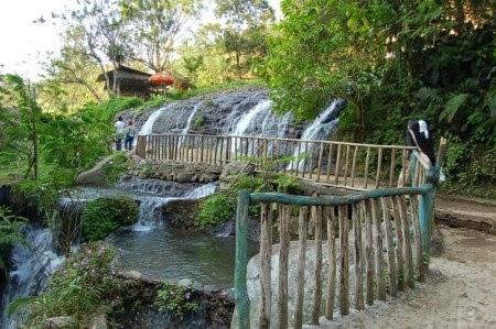Curug Luhur Bogor, Air Terjun Di Lereng Gunung Salak