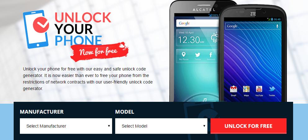 T mobile phone unlock code generator