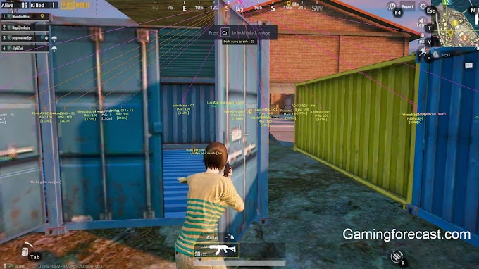 Updated PUBG Mobile ESP, Aimbot Hack 2019 Tencent Gaming