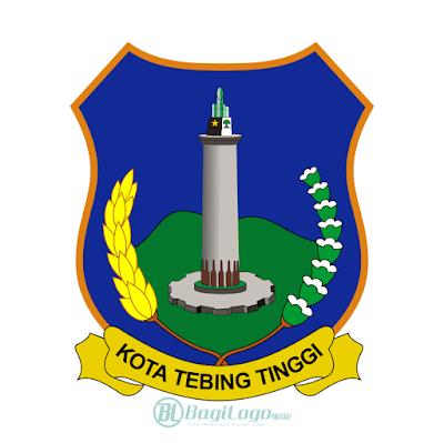 Kota Tebing Tinggi Logo Vector