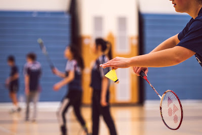 Olahraga-badminton