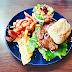 【草屯美食餐廳】貓笠食Miao this-滿足早午餐,厚切雞腿排漢堡,CP值高美食(含菜單)