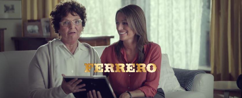 Canzone Ferrero pubblicità 70 anni - Musica spot Ottobre 2016