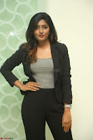 Actress Eesha Looks gorgeous in Blazer and T Shirt at Ami Tumi success meet ~  Exclusive 151.JPG