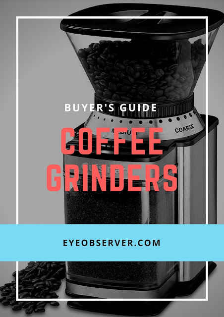 Top 3 Affordable Coffee Bean Grinders
