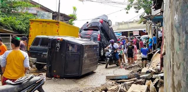Diporak-Porandakan Banjir 8 Meter, Begini Penampakan Perumahan Pondok Gede Permai Setelah Surut