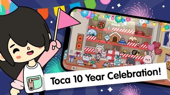 تقديم حول Toca Life World  ابتكرت Toca Boca عالماً من المرح للأطفال في Toca Life World.