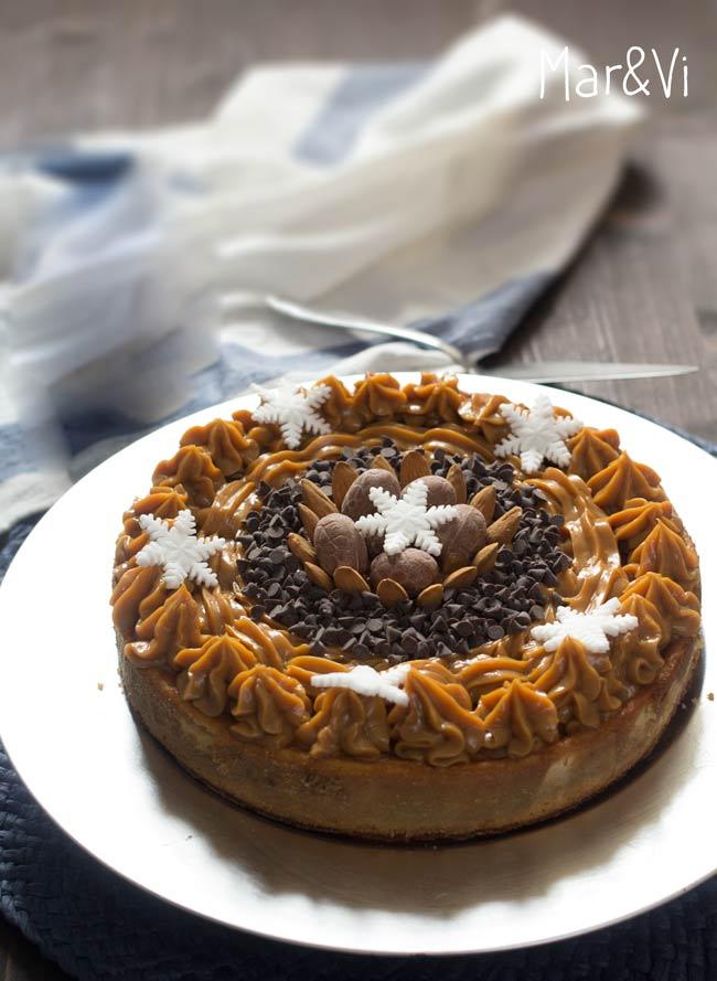ricetta cheesecake dulce de leche
