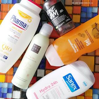 Productos Terminados Rituals Pharma Line Deliplús Sanex Lush