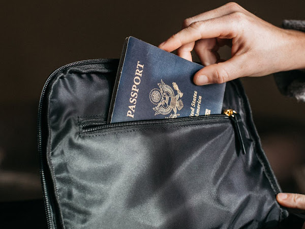 5 Tips to Looking Your Best When Taking a Passport Photo