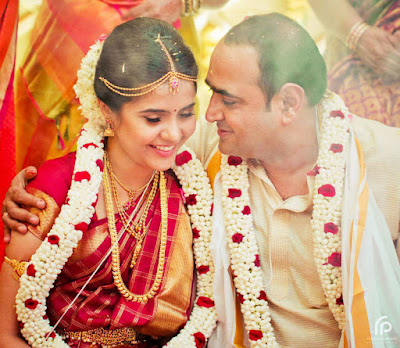 Singer-Sreenidhi-Marriage-with-Director-Vikram-K-Kumar