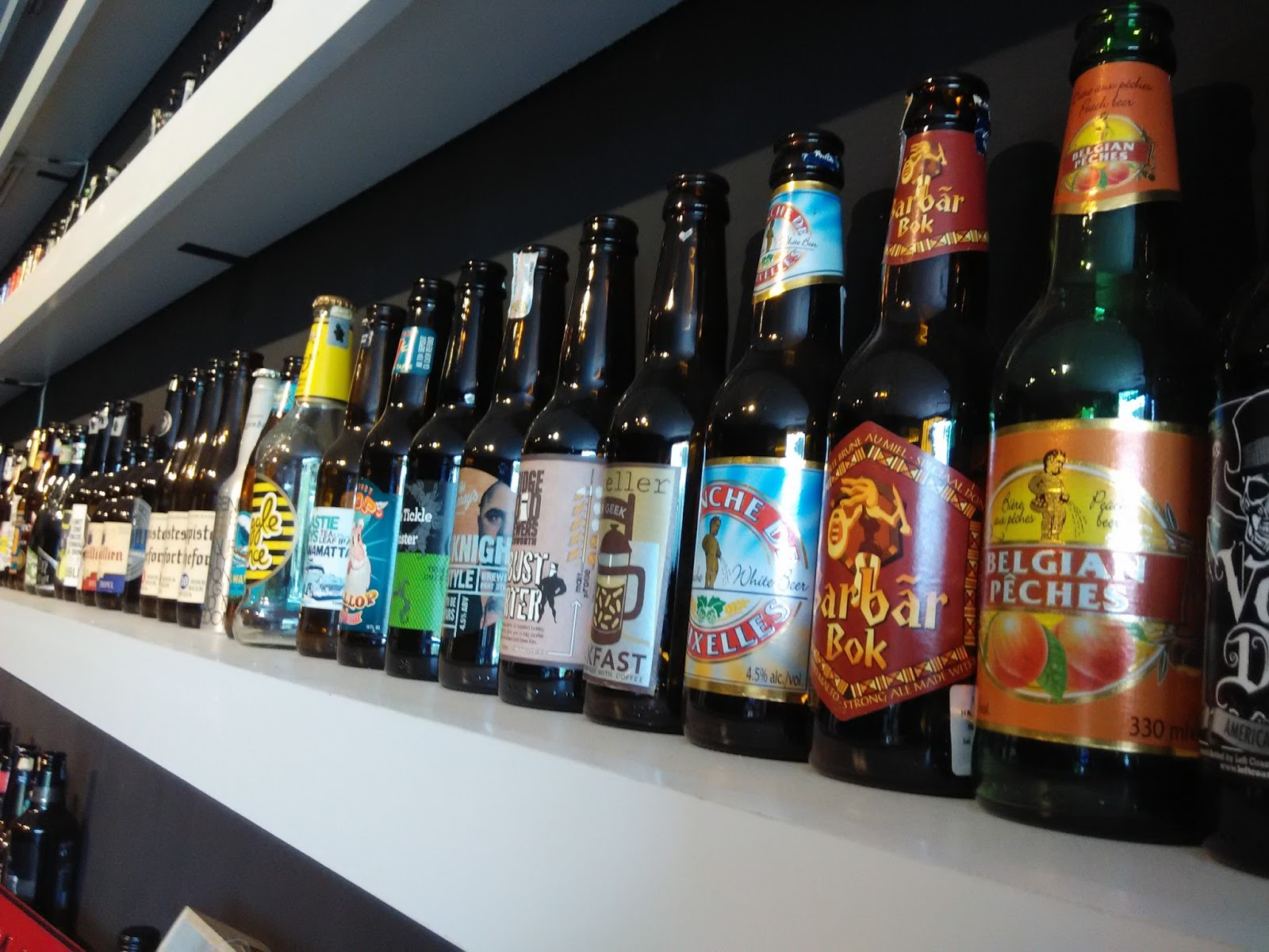 You Can Drink More Than 100 Kinds Of Craft Beers Sourced From The Finest Independent Micro Breweries All Over World In Beer By