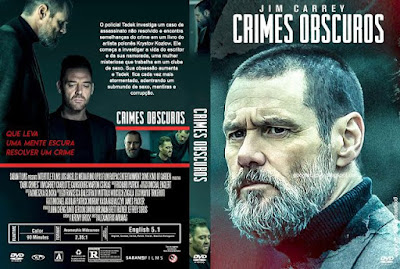 Filme Crimes Obscuros (Dark Crimes) DVD Capa