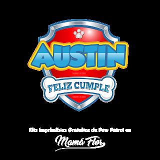 Logo de Paw Patrol: Austin