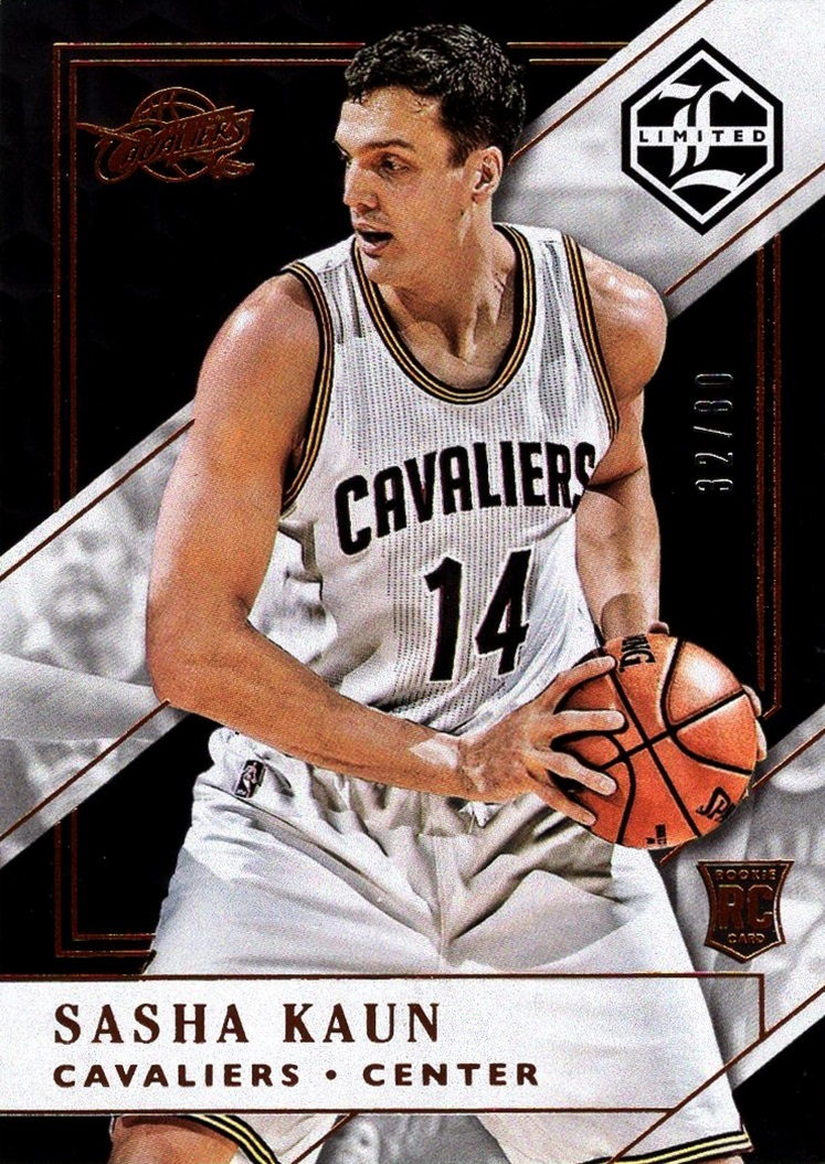 Cardboard History : Cardboard History Guide to the 2016 NBA Finals
