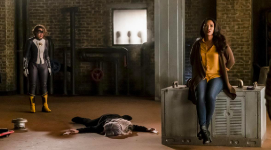 THE FLASH Season 5 Episode 14 Review: Cause and XS