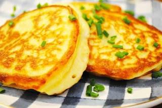 Potato pancakes, Nova Scotia