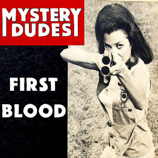 MYSTERY DUDES debut stoner punk EP