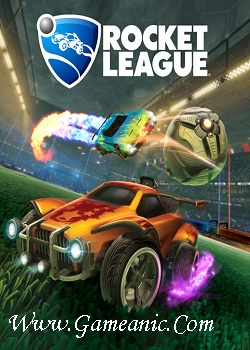 Rocket League Game Cover