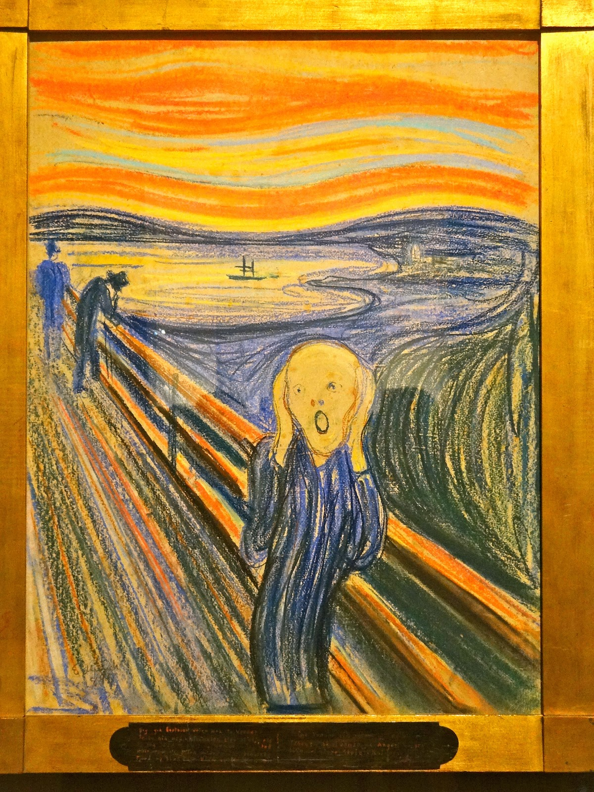 Life Circus: 吶喊(Scream) 現身MOMA