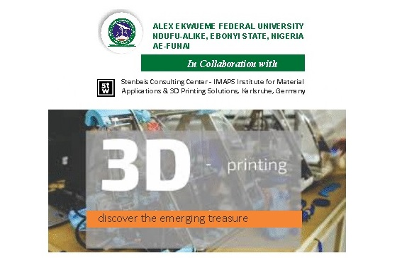 AE-FUNAI To Host A 3D Printing Workshop