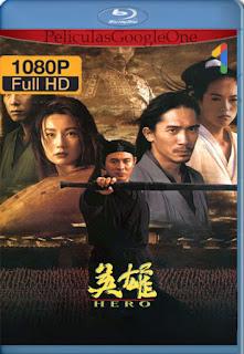 Ying Xiong (Hero) (2002) [1080p BRrip] [Latino-Inglés] [LaPipiotaHD]