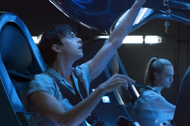 Imagen de la película Valerian y la ciudad de los mil planetas