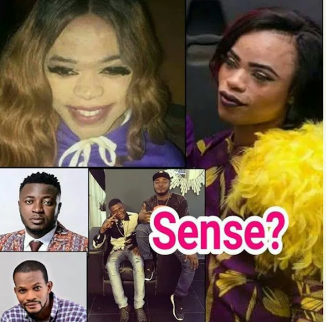 Stop Behaving Like Your Sense Is On Vibration – Uche Maduagwu Slams Bobrisky
