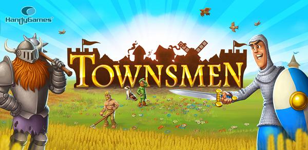 Townsmen Review | Gameplay | Walkthrough
