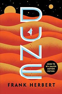 Portada de Dune por Frank Herbert