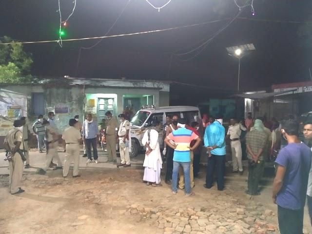 मधवापुर कांग्र्रेस अध्यक्ष के पुत्र को गोली मार की हत्या