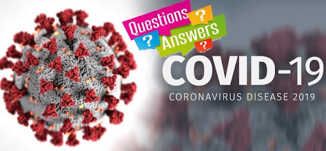 26 Tanya Jawab Tentang Virus Corona-Covid-19 Paling Lengkap Update 6 Maret 2020 Versi Kemenkes