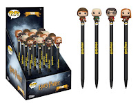 Pop! Pen Toppers: Quidditch Harry Potter