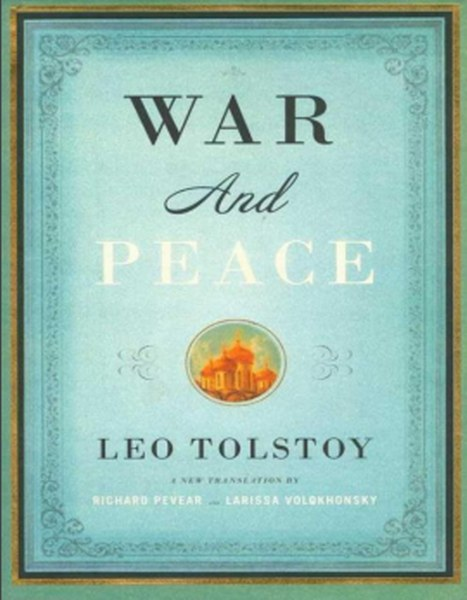 War And Peace By Leo_Tolstoy In Pdf