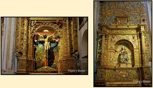 Interior de la catedral de Zamora