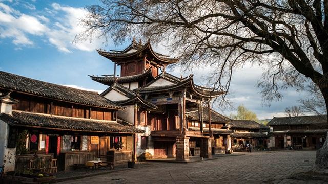 เมืองโบราณซาซี (The Shaxi Ancient Town) @ www.yunnanexploration.com