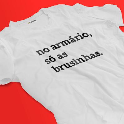 Camisetas com frases para você mostrar sua luta