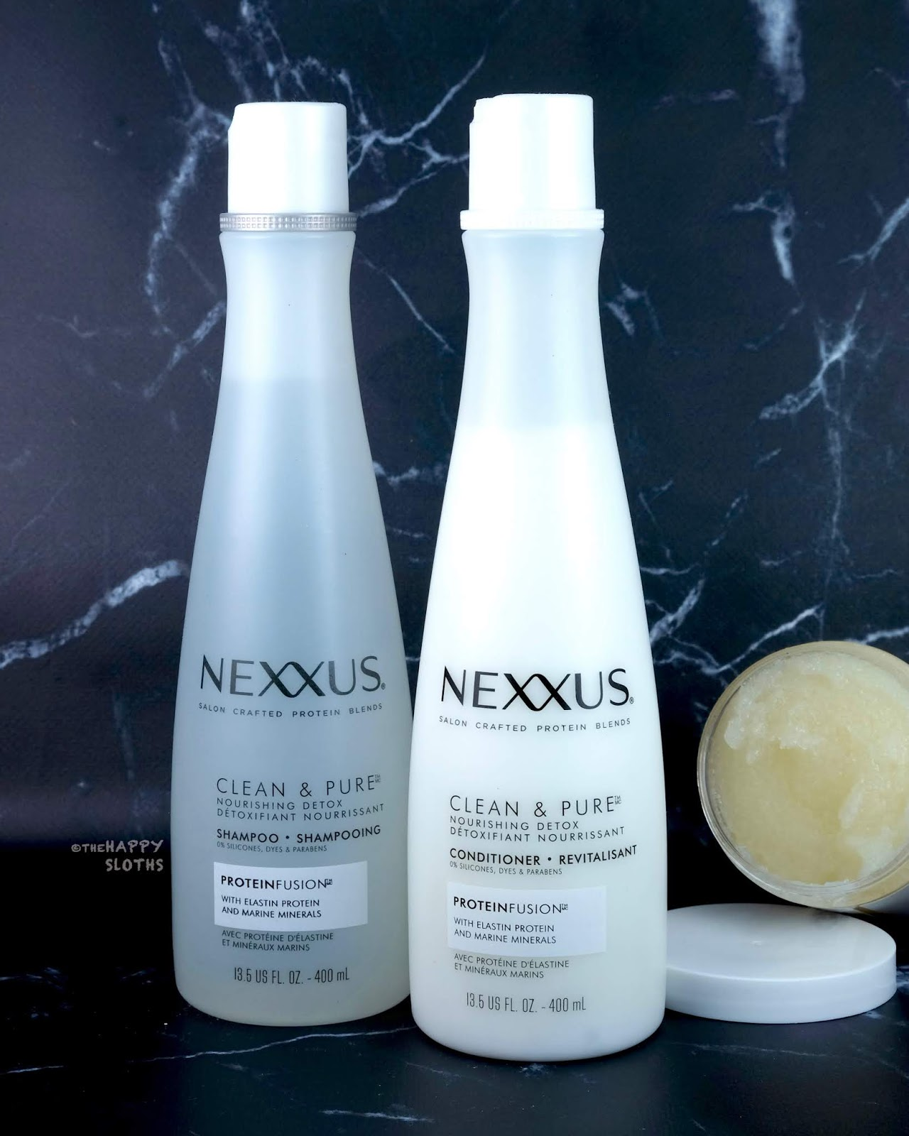 Nexxus | Clean & Pure Nourishing Detox Shampoo & Conditioner: Review