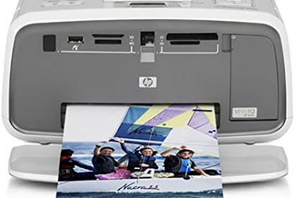 HP A536 Compact Photo Printer Driver Download