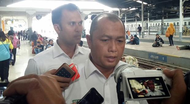 Jelang Mudik Lebaran, PT KAI Daops 2 Bandung Siapkan 86 KA