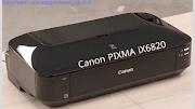 Canon PIXMA iX6820 Driver Softwar Free Download