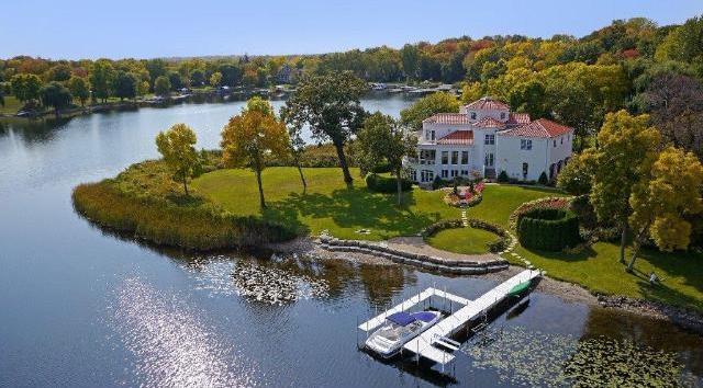 Historic Homes Lake Minnetonka