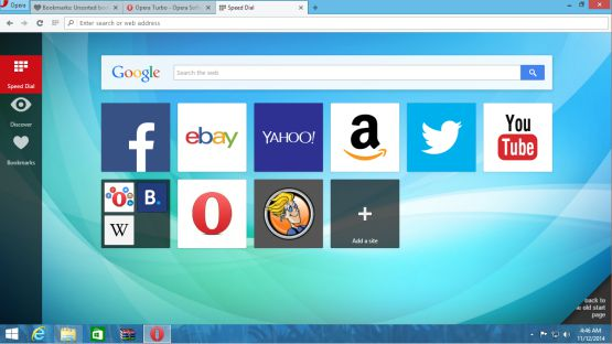 Opera Latest Version screenshot 2